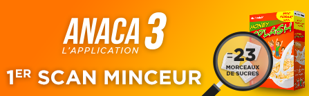 1er scan minceur - Application Anaca3