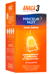 Anaca 3 Infusion Minceur Nuit