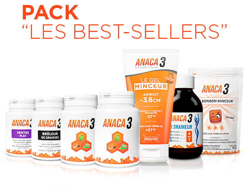 Anaca 3 Pack Best Sellers