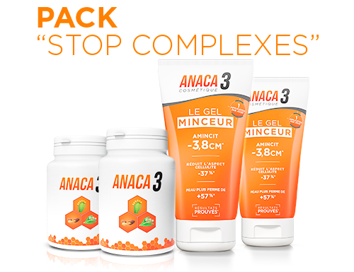 Anaca 3 Pack Stop Complexes