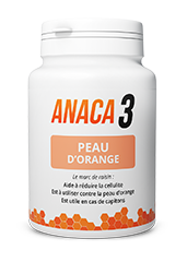 Anaca 3 Peau d'orange