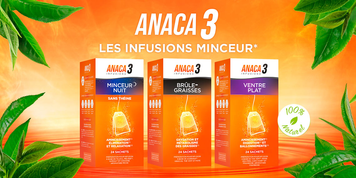 Anaca3 Les infusions minceur
